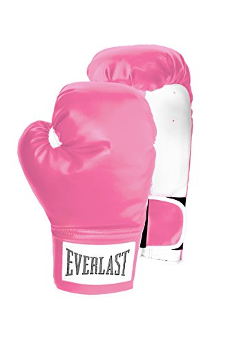 Everlast Frau Handgelenkriemen Level 1 Training Sparring Handschuhe 12 oz. Rosa von Everlast