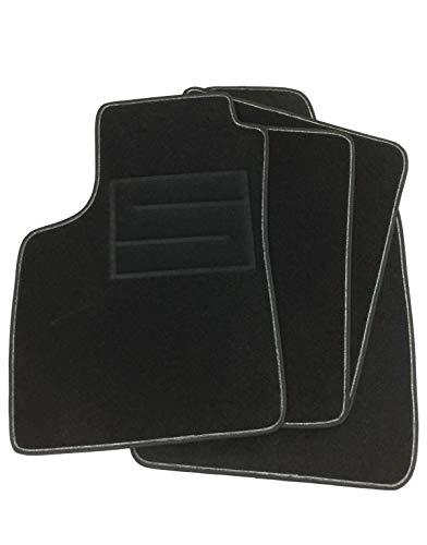 ASC Panda 2003-2012 II Série de tapis de sol pour voiture