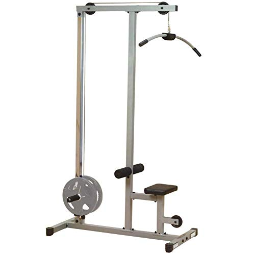 Body-Solid Powerline LAT And Low Row Cable Pull Down Machine