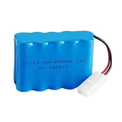 12v 1400mah Nicd-Batterie für...
