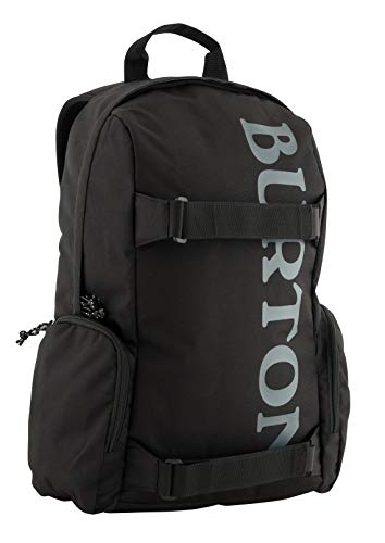 Burton, Zaino Emphasis, Nero (True Black), 15 x 38 x 58 cm, 26 litri