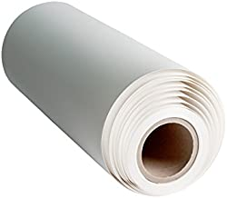 Chromata White Canvas Poly-Cotton Blend 17 in x 40 ft Substrate for Photos & Digital Art Prints; 19 mil, 450 gsm Inkjet Material Does Not Need Optical Brighteners to Deliver Its Bright White Finish