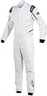 Alpinestars GP TECH Suit (Silver/White, Size 52)