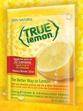 True Lemon Cold Pressed & Crystalized Lemon