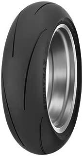 Dunlop Sportmax Q4 Rear Motorcycle Tire 200/55ZR-17 (78W) for Aprilia RSV4 1000 RF LE 2016