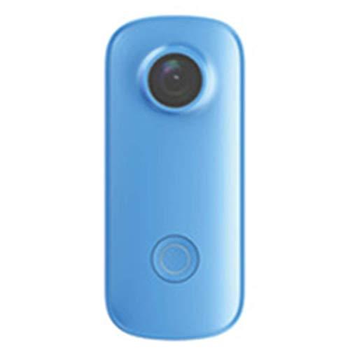 Cámara inalámbrica WiFi Cámara Deportiva - Mini cámara de acción USB Impermeable Cámara de Video Profesional Cámara de Pulgar Colgante para grabación en Primera Persona