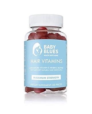 Baby Blues Postpartum Hair Loss Vitamins