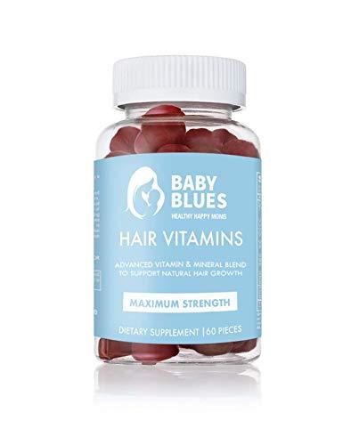Postpartum Hair Loss Vitamins