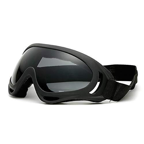 T-ara La tecnologia mas Nueva Gafas Exteriores Montando Motocicletas Gafas Deportivas Equipo táctico del Ventilador a Prueba de Arena Moda (Color : 3)