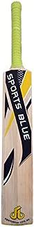 Sports Blue Cricket Bat Hard Ball Legend English Pillow (Grade 1) - Force 1