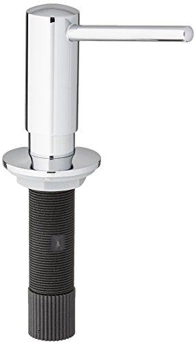 Franke Novita 119.0150.262 Spülmittelspender Hochglanz-und hartverchromte Oberfläche,