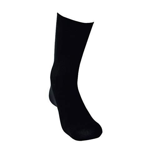kler 6250 - calcetin ejecutivo pack 2 pares (UNICA, NEGRO