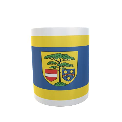 U24 Tasse Kaffeebecher Mug Cup Flagge Hohen-Neuendorf