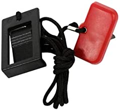 Johnson Health Technologies Magnetic Safety Key 1000105094 Works with AFG Horizon Livestrong Fitness Treadmill