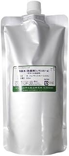精製水 (防腐剤 フェノキシエタノール入り) アルミパウチ入り 500ml