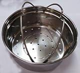 Saratoga Jacks Steamer Pan for the 5.5 liter Thermal Cooker