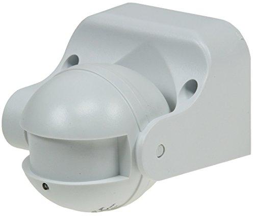Bewegungsmelder IP44 Aussen Innen Radar HF Sensor 15m Reichweite 230V Hochfrequenz 5,8Ghz LED ab 1 Watt Weiß
