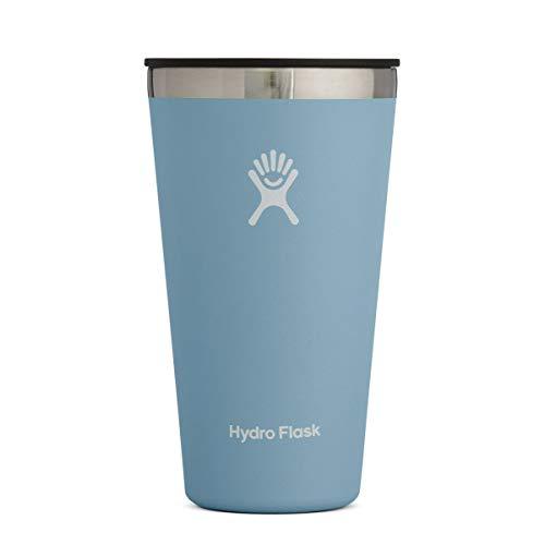 Hydro Flask Unisex– Adult's TUMBLER Cup, Rain, 473ml