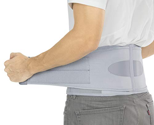 Vive Lower Back Brace - Support for Chronic Pain, Sciatica...