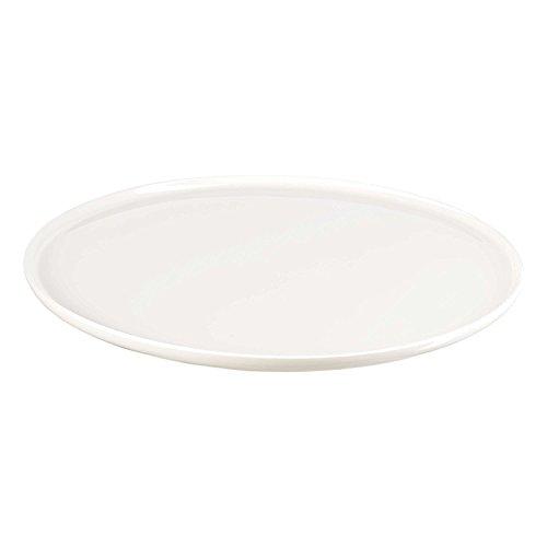 ASA OCO - Plato llano (porcelana, 27 cm), color blanco