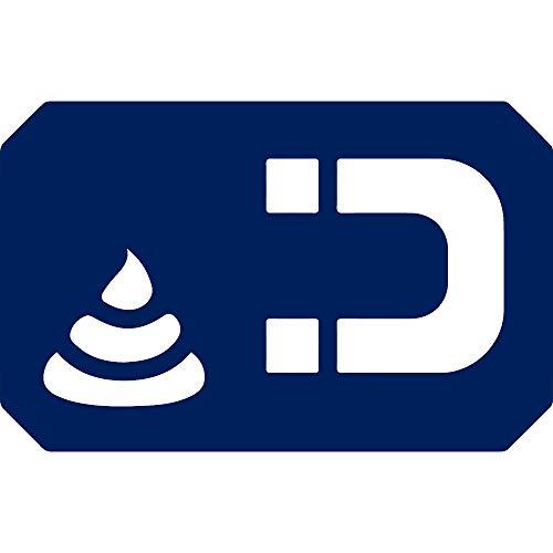 NBFU DECALS Juego de 2 pegatinas de vinilo impermeable para portátil, teléfono, casco, ventana, parachoques, taza de tubérculo, decoración de pared