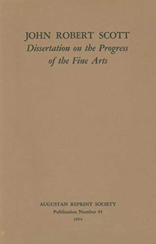 The Abridged Version of 'Dissertation on the Progress of the Fine Arts' (English Edition)