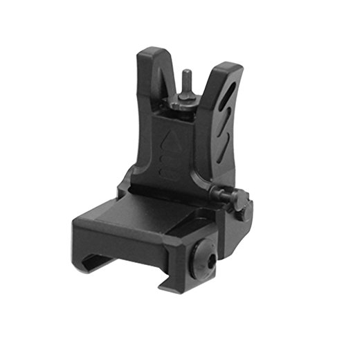 UTG Model 4 Low Profile Flip-up Front Sight per Le Mani
