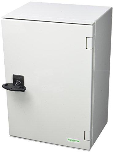 Schneider NSYPLM32G Muurmontage Behuizing ABS/PC, Wit