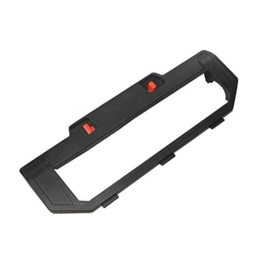 ZRNG Cubierta DE Cepillo Principal para Conga 3290 3490 FIT para XIAOMI MIJIA STYJ02YM VXVC01-JG Limpieza de cáscara La instalación es Simple y fácil de Usar. (Color : Black)
