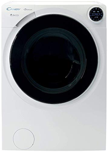Candy BWD596PH3 Freestanding Washer Dryer WiFi Connected 9KG Wash/5KG Dry 1500 Spin White