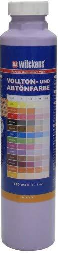 Wilckens Abtoenfarbe - Volltonfarbe / 750 ml/matt - 14 Farben zur Auswahl (Violett)