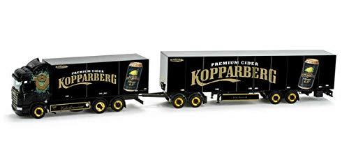 Herpa 159036 - Maqueta de Scania R04 HL RT Kopparberg