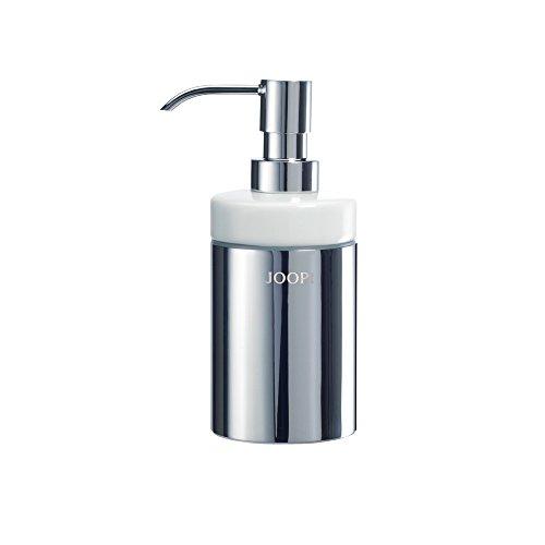 JOOP! Bathroom - Chromeline - Seifenspender - Chrom / Keramik