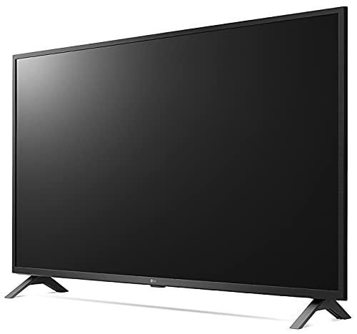 LG 139.7 cm (55 inches) 4K Ultra HD Smart LED TV 55UP7500PTZ (Rocky Black) (2021 Model)