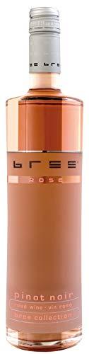 Bree Pinot Noir Rosé Qualitätswein feinherb aus Deutschland (1 x 0.75 l)