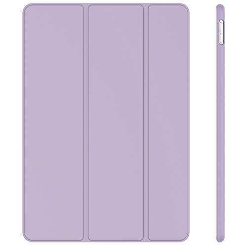JETech Hülle Kompatibel iPad Air 10,5 (3. Generation 2019) & iPad Pro 10,5 2017, Schutzhülle mit Ständer Funktion & Auto Schlafen/Wachen, Helles Lila