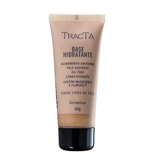 Base Hidratante Oil Free Cor 02 - Tracta