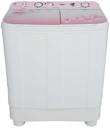 Haier 8 Kg Semi-Automatic Top Loading Washing Machine...