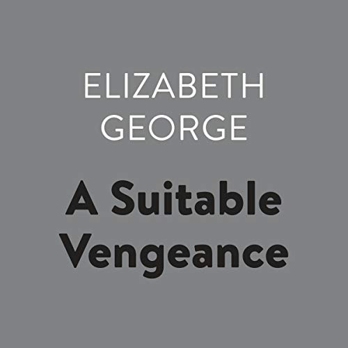A Suitable Vengeance audiobook cover art