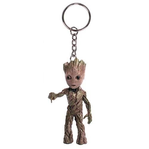 Porte-clés Baby Groot Figure Les Gardiens de la Galaxie Vol.2 Ornement