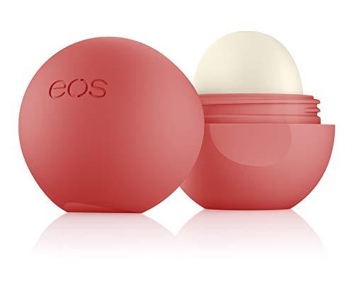 eos Tropical Escape Pink Coconut, fruchtig-sommerlicher Lip Balm, mit natürlichem Kokosöl, pflegender Lip Balm, kleines Beauty-Geschenk, 7 g