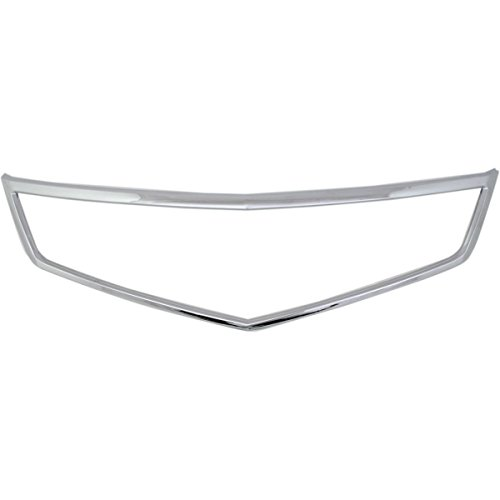OE Replacement Acura TSX Grille Molding (Partslink Number AC1210108)