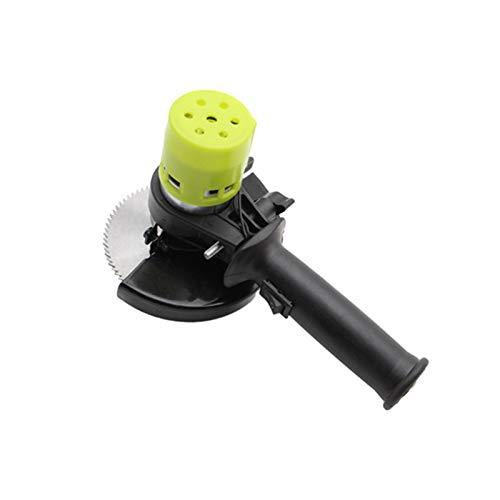 Mini sierra eléctrica de alta potencia de 90W y 24V, con hoja de sierra Circular de 4 pulgadas, herramienta de corte para Zingiber, ajo, cebolla, plantones, ramitas de corte