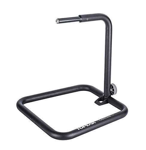 Topeak Unisex– Erwachsene Flashstand MX Fahrradständer, Schwarz, 45 x 42 x 40.5 cm