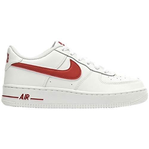 Nike Air Force 1-3 (GS), Scarpe da Basket Uomo