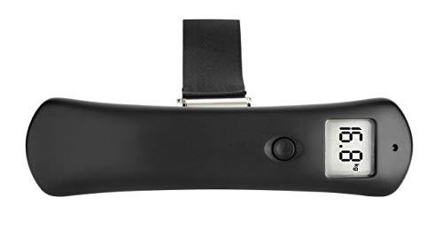 TFA Dostmann Digitale Kofferwaage, zur Gewichtskontrolle des Reisegepäcks, klein, handlich, ideal für unterwegs