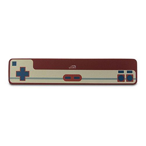 Speedlink GAMEREST Wrist Pad - Mauspad im Retro-Design – Retro Braun
