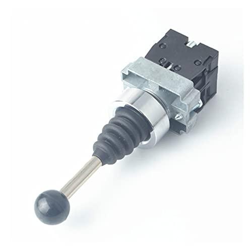 Kfdzsw Interruptor Giratorio XD2-PA12 mantuvo el Interruptor de Joystick XD2-PA12CR Interruptor Cruzado XD2PA12CR interruptores giratorios