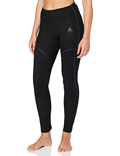 Odlo Damen Active Sports Unterhose X-Warm, Schwarz (black 15000), Gr.M