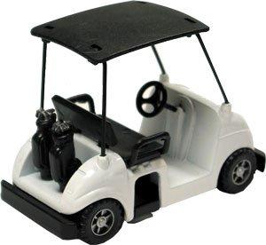 CakeSupplyShop Item#39329 Golf Cart Cake Decoration Cake Topper, one cart